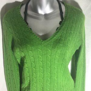 J. Crew V Neck Sweater